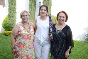 28062016 Marisa, Consue y Tita.