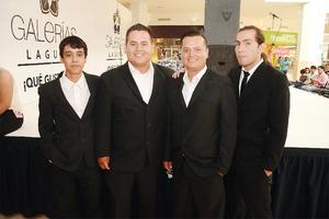 26062016 Luis, Daniel, Christian y Alejandro.