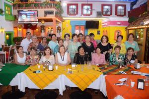 05072016 REENCUENTRO.  Reunión de maestros egresados de la Escuela Normal de La Laguna por su 50 aniversario.