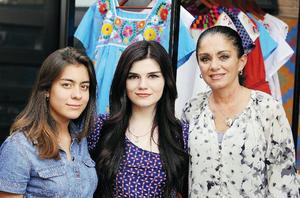 05072016 Alexa, Sofía y Claudia.