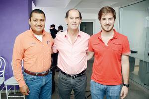 03072016 Jorge, Carlos y Juan Pablo.