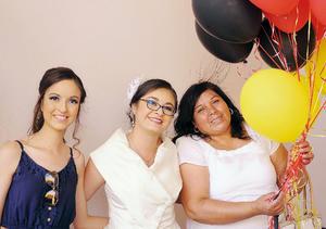 04072016 Arely, Zayde Campos y Adriana Salas.