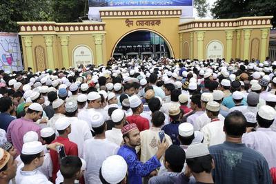 Determinaron el inició del Eid al-Fitr 2016 para el miércoles, con la aparición de la Luna nueva, que da inicio al Shawwal, el décimo mes del calendario islámico.