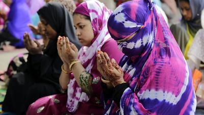 El que se vive es uno de los cinco pilares del Islam.