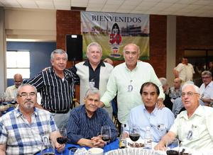 06072016 Manuel Sadott, Jorge Guajardo, Ramiro Arias, Jaime Nieto, Enrique Maisterrena, Manuel Camacho y Juan Manuel Carrillo.