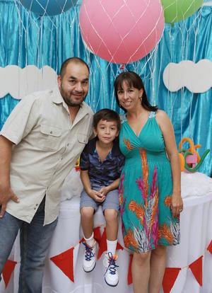 06072016 Héctor, Bruno y Susana.