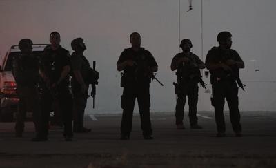Fuerzas de seguridad atendieron el llamado de emergencia.
