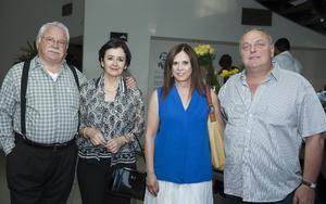 Pablo de la Fuente, Silvia de la Fuente, Laurencia Muñoz de Sambuci y Raniero Sambuci.jpg