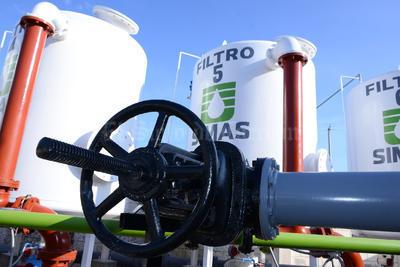 El sistema de Telemetría en Simas ya fue instalado en 24 pozos de agua potable.