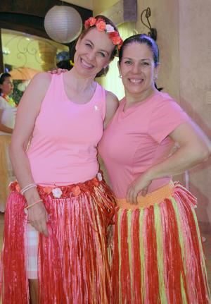 Marcela y Mayela