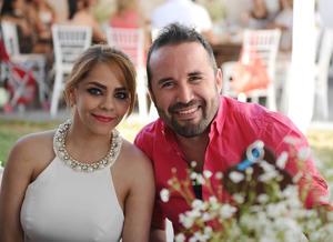 Carolina y Raúl