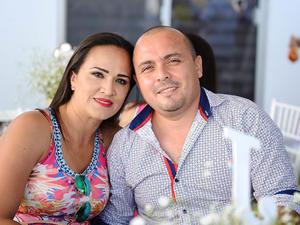 Jessica y Alejandro