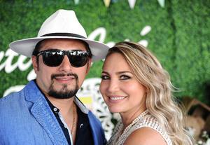 José Rosas y Silvia Rendón