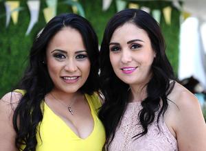 Lorena y Malú