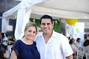 Ramiro y Martha