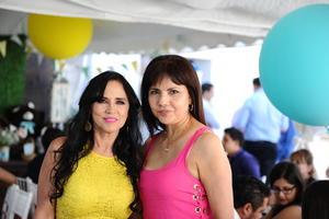 Silvia y Gloria