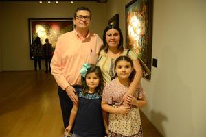 08072016 Alfredo, Melissa, Sabina y Paula.