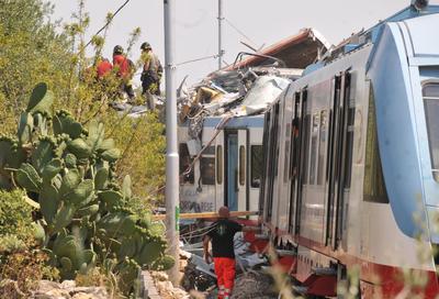 La registrada es ya una de las peores tragedias ferroviarias en Europa.
