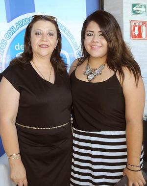 10072016 Blanca Mirazo y Laura Ramírez.