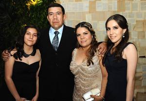 10072016 Marifer, José, Lilia y Nadia.
