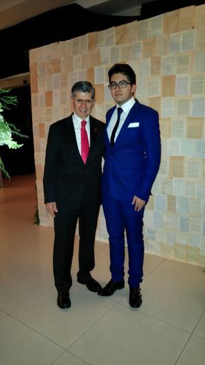 10072016 Jaime Méndez Vigatá y Fernando A. Máynez Peña.