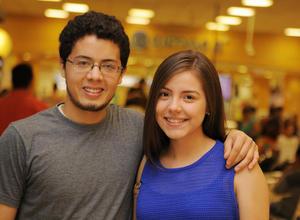 13072016 Alexis Aguilar y Nadia Luna.