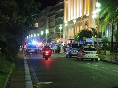 Las autoridades investigan si se trata de un acto terrorista.