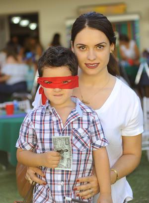 Andrés y Karla