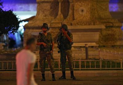El Ejército se ha apoderado de las calles.