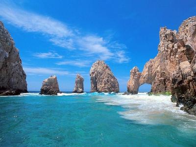 El archipiélago mexicano de Revillagigedo es un ecosistema único de cuatro islas volcánicas deshabitadas en el Pacífico al sur de California.