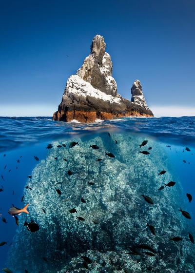 La Unesco decidió incluir en la lista del Patrimonio Mundial Natural el archipiélago de Revillagigedo, un pequeño grupo de islas en la costa mexicana del Océano Pacífico.
