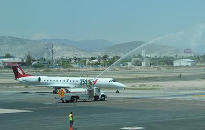 Las tarifas de vuelo sencillo Ciudad Juárez-Torreón es de 1,436 pesos.