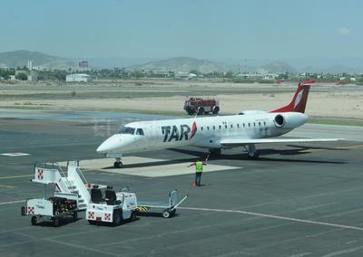 La mayor parte de los pasajeros son familias que vienen a vacacionar a La Laguna.