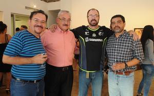 14072016 Jaime, Jorge, Juan José y Eduardo.