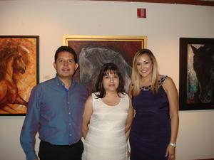 14072016 Verónica Macías, José Rosas, Miranda y Zeidy Castillo.
