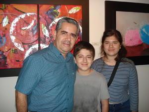 14072016 Alberto y Jocelyn Arredondo.
