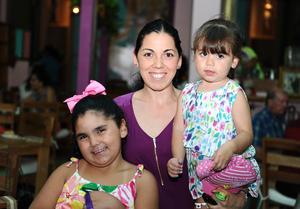 20072016 Romina, Luisa y Pamela.