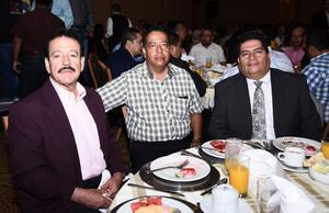 20072016 Jorge, Juan y Juan.