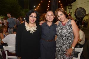 20072016 EN LA GALEANA.  Ale, Alma y Coco.