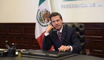 Peña Nieto está a punto de cumplir 4 años de mandato como presidente de la República.
