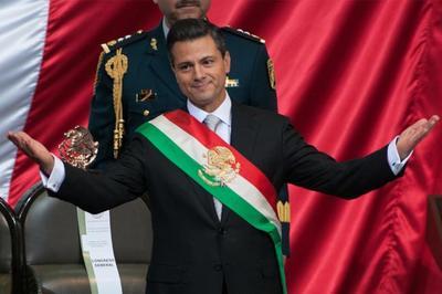 Enrique Peña Nieto asumió el cargo de presidente de México el 1 de diciembre de 2012.