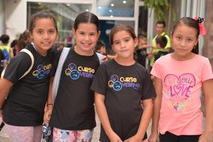 21072016 Isabela, Sofía, Jose y Sara.