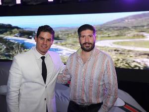 21072016 Mario Vega y Alejandro Martínez.