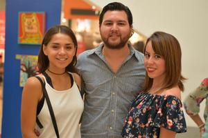 21072016 Andrea, Luis y Mariana.