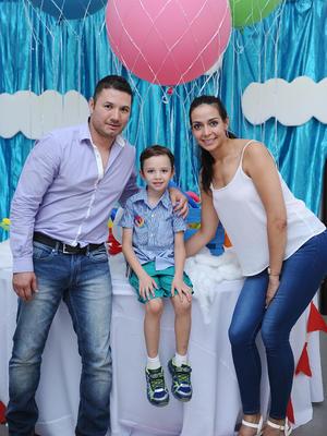 Ricardo, Ricardo y Liliana.jpg