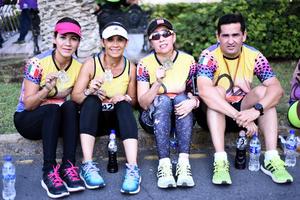 22072016 Nohemí, Lorena, Norma y Luis.