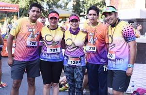 22072016 Ricardo, Lupita, Gaby, Dany y Julio.