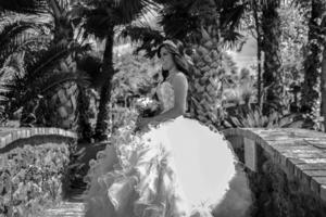 24072016 Mariana Antuna, quien en días pasados celebró sus XV años. - Benjamín Fotografía.
