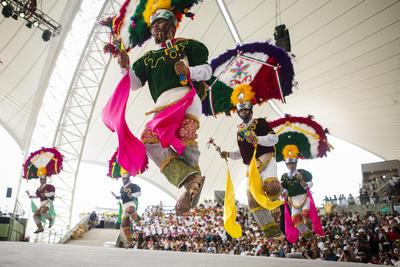Arrancan las fiestas de la Guelaguetza en Oaxaca