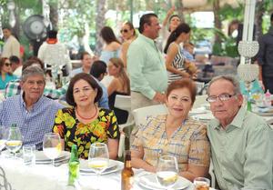 25072016 Javier, Irene, Lucero y Carlos.